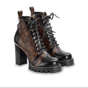 Louis Vuitton Star Trail Ankle Boot